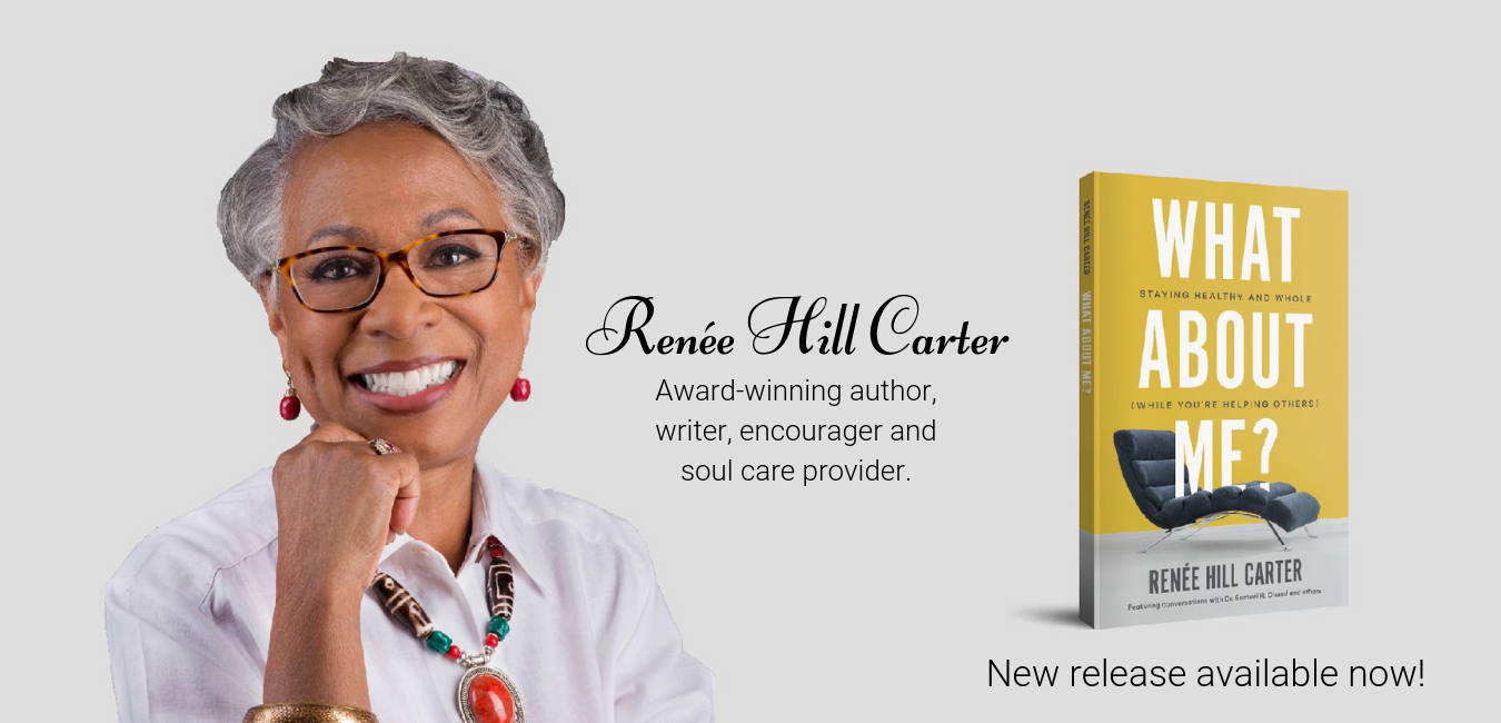 Award Winning Author, Writer, Encourager, Soul Care Provider